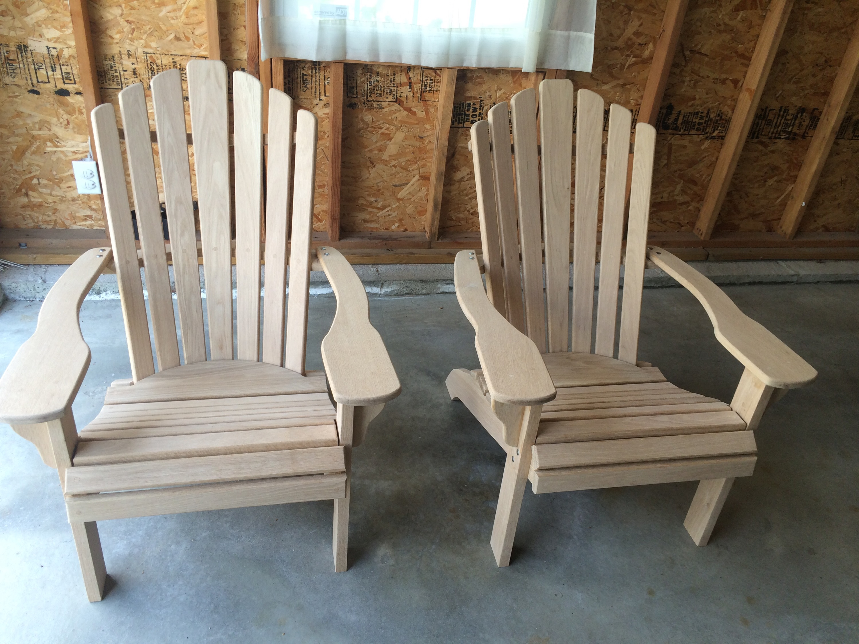 Peachy White Oak Woodworks Hand Crafted In Coventry Connecticut Creativecarmelina Interior Chair Design Creativecarmelinacom